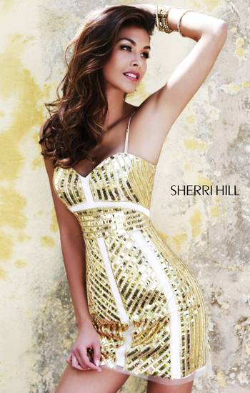 Sherri Hill 9726