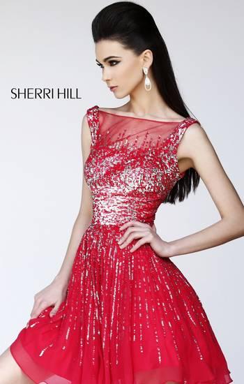 Sherri Hill 8519