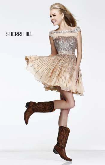 Sherri Hill 8518